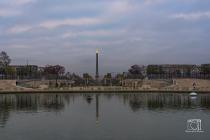 The Obelisk in Paris