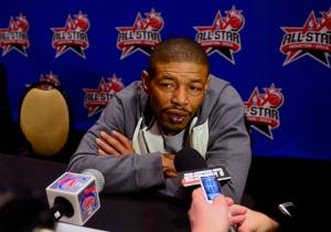 Baltimore native son Muggsy Bogues turns 50 in January