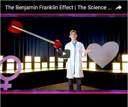 Codependency and The Benjamin Franklin Effect