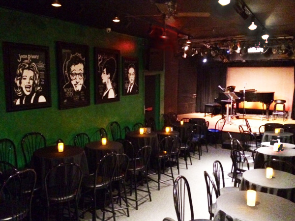 New York Interior Design NYC Joe Cangelosi Duplex Cabaret Theater 1