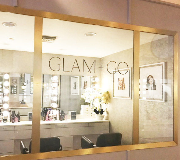 Joe Cangelosi Design Glam and Go Fairmont Santa Monica