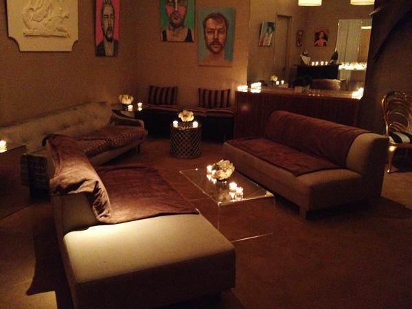 Interior Design New York Joe Cangelosi NYC Wedding Lounge Design 4