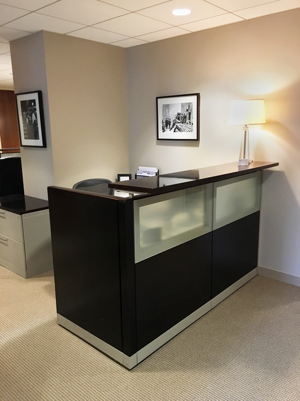 New York Joe Cangelosi NYC Office Design Administrative Station