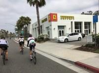 Newport Beach. Ferraris