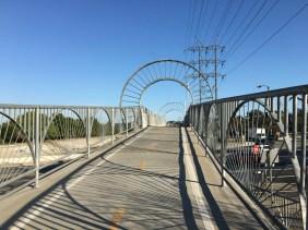 Los Felix Bike Overpass