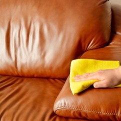 How To Clean Leather Sofas Corner Next Day Delivery Faux Couches Joecleans