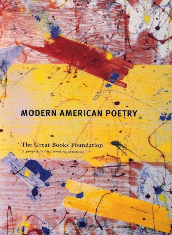 Modern American Poetry book cover