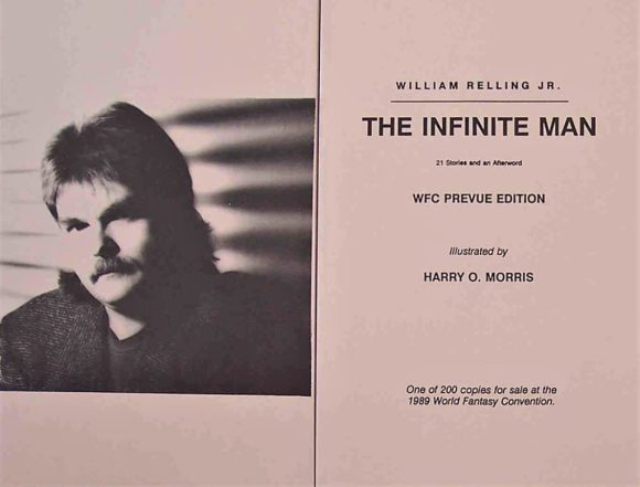 Bill Relling Infinite Cover