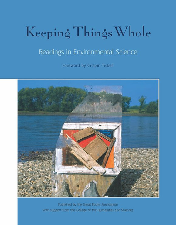 Keeping Things Whole, Environmental Science book cover