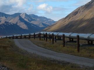 Alaska pipeline, Dalton Highway