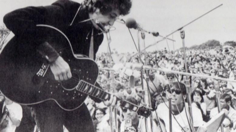 play acoustic guitar like bob dylan