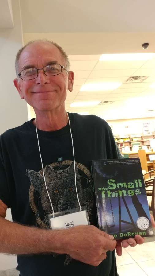 Bruce Roskam with Small Things