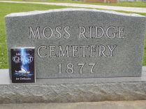 The real Moss Ridge Cemetery, from Memories of a Ghost