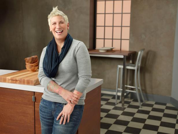 Michelle Ragussis, Image courtesy of foodnetwork.com