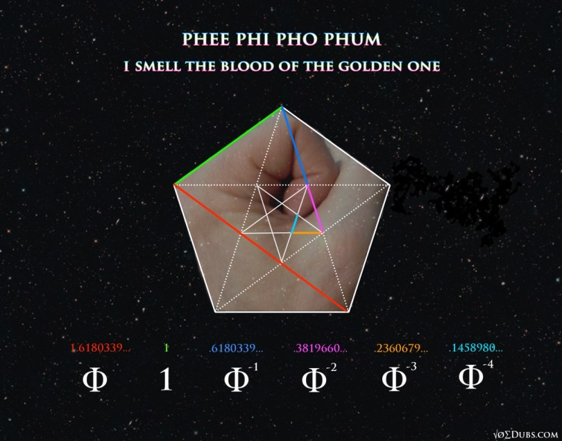 The Golden One Phi!