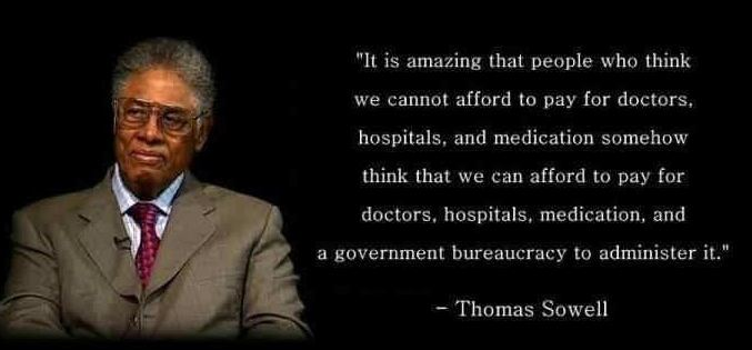Sowell Obamacare