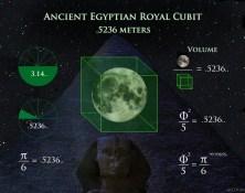 Ancient Egyptian Royal Cubit