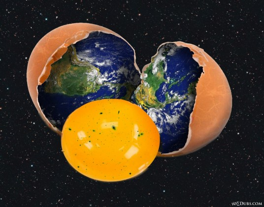 Concave Earth Yolk