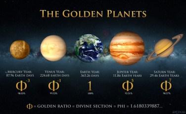 Golden Planets Five