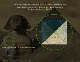 Great Pyramid Speed of Light