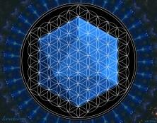 Icosahedron Flower of Life