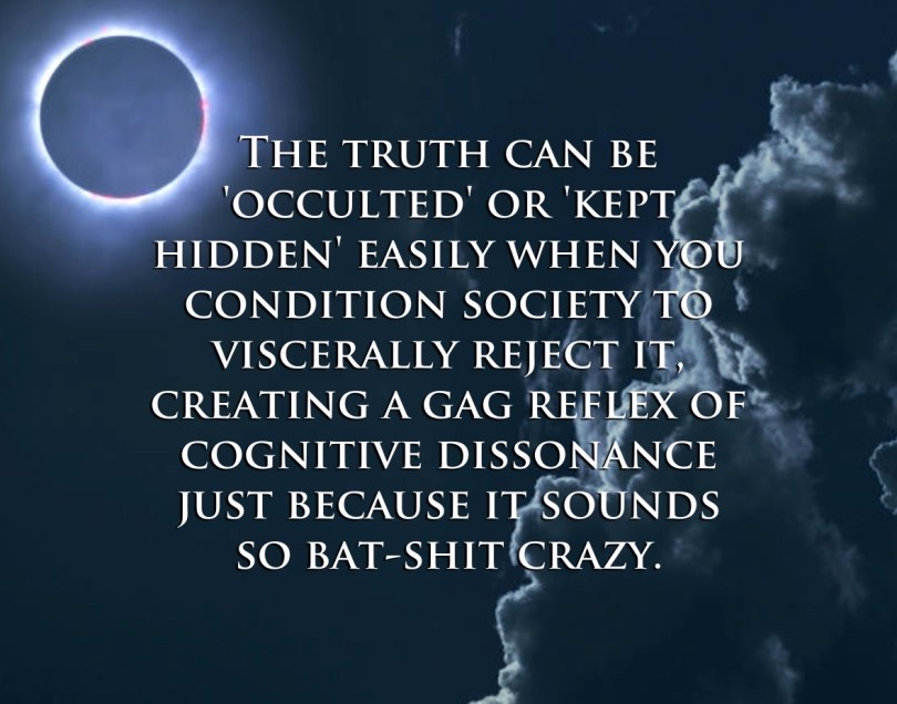 Truth is Crazy