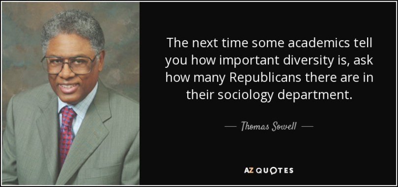 sowell liberals sociology