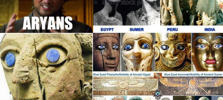 Ancient White People Ancient Aryans joe dubs