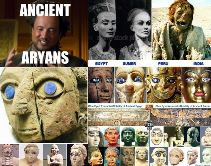 Ancient White People Ancient Aryans joe dubs