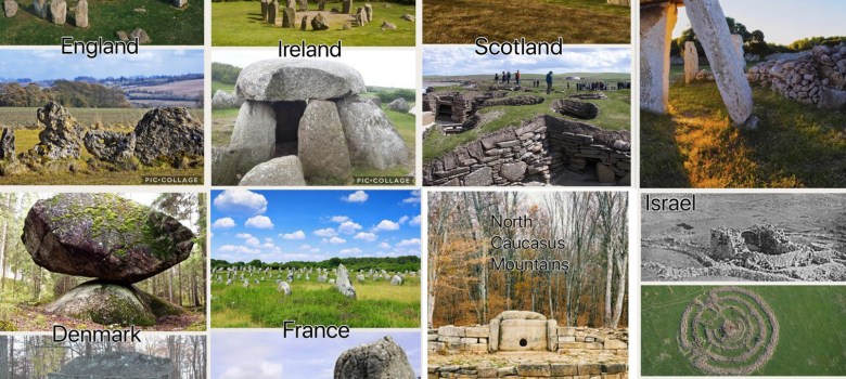 megaliths of Europe joedubs.com
