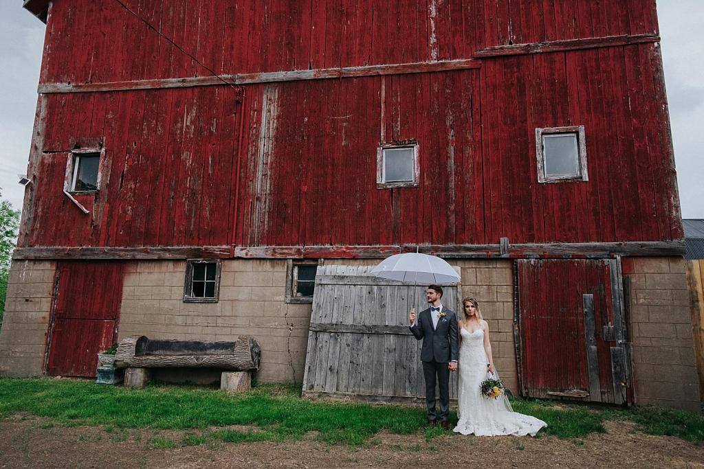 Pine Creek Acres Niagara Barn