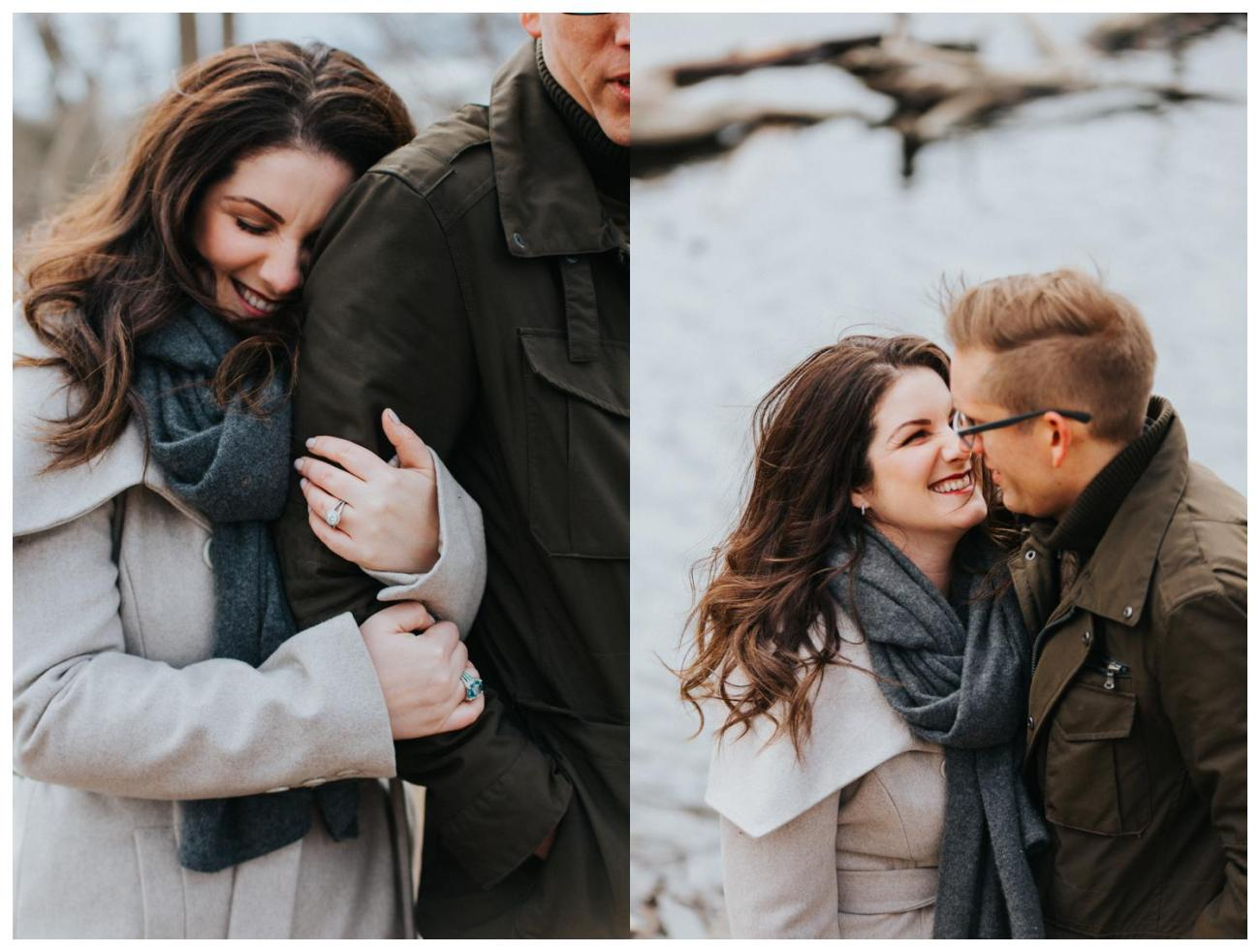 Waterfront Engagement | Cambridge Winter Engagement