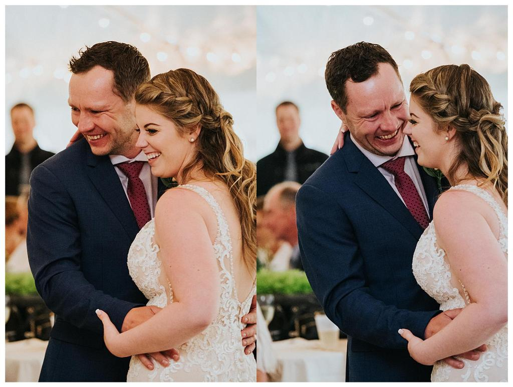 First Dance | The Special Events Centre Wedding