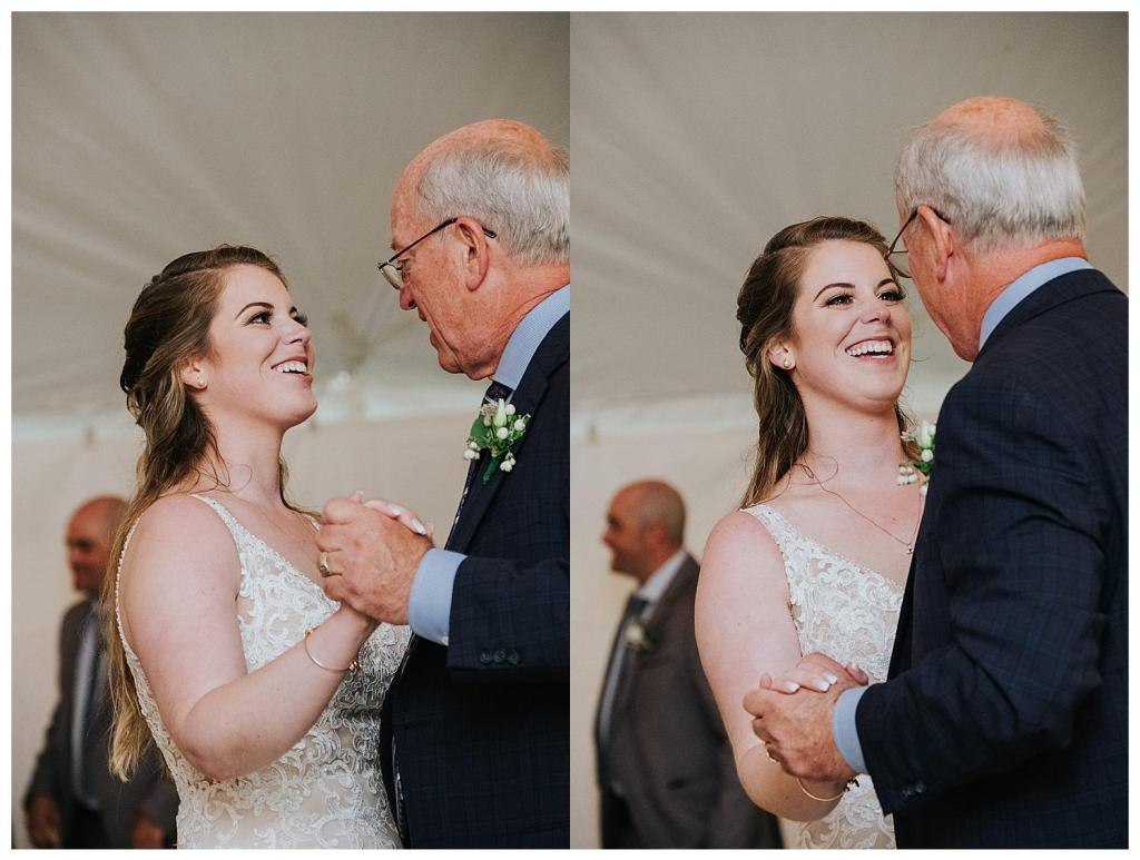 Father daughter dances are so incredibly special | The Special Events Centre Wedding