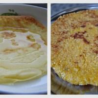 Pancake vs. Arepa