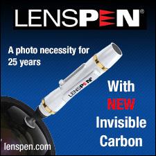 Lens Pen Ad