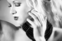 Old Hollywood Style Glamour Photography