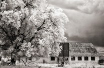 Stormy Weather in Infrared