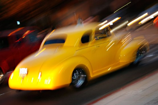 street rod, cruise night