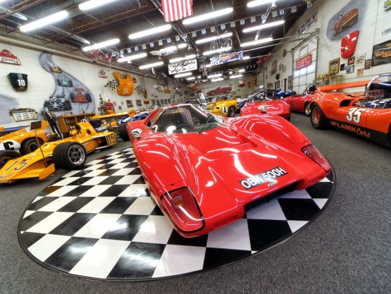 McLaren GT in Mathews Collection