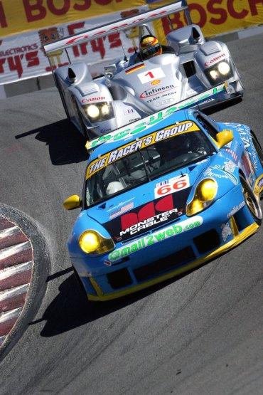 Mazda Raceway at Laguna Seca