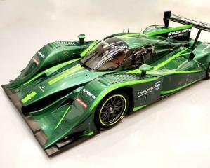 electric race car