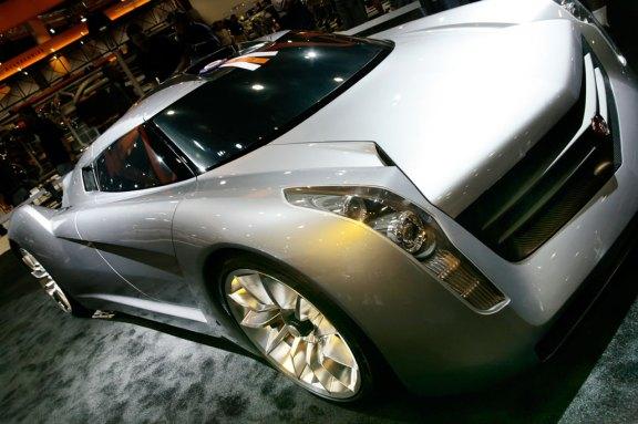 Jay Leno's Cadillac