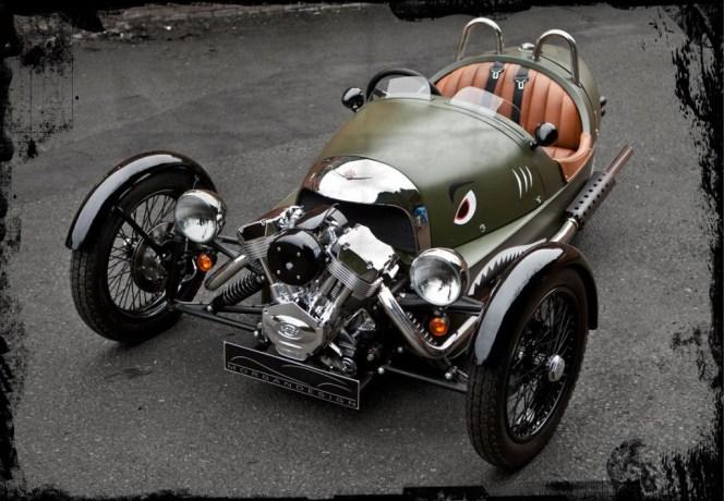Joe Farace cars Morgan
