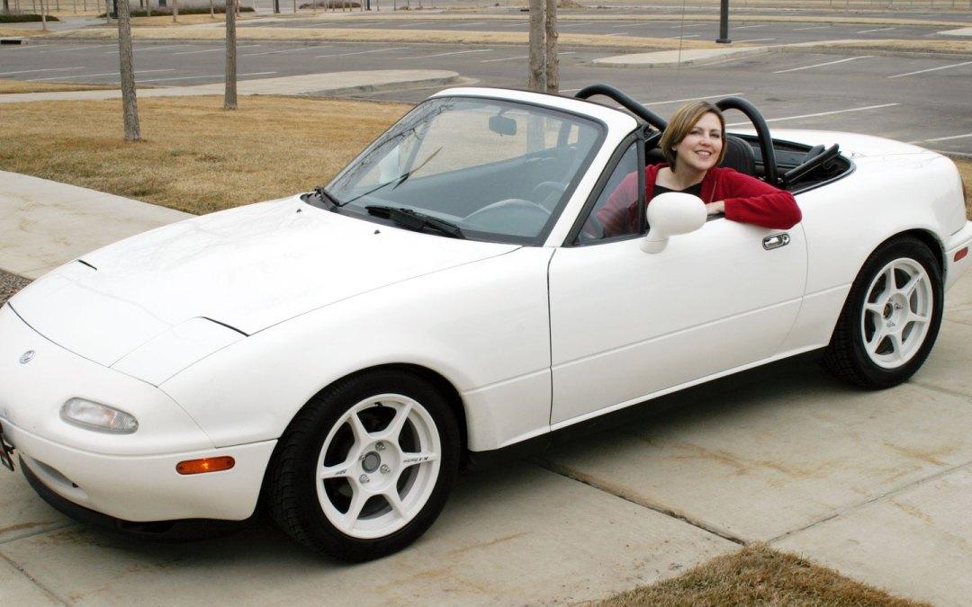 Our Cars: 1991 Mazda MX-5 Miata