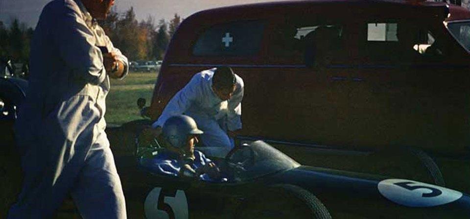 Scanning Slides of Your Old Car Photographs