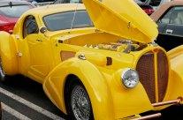 First Saturday's Car Show in Colorado Springs