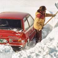 Five Winter Safe Driving Tips