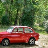 Nostalgia: Photographing a Fiat 850 Sedan
