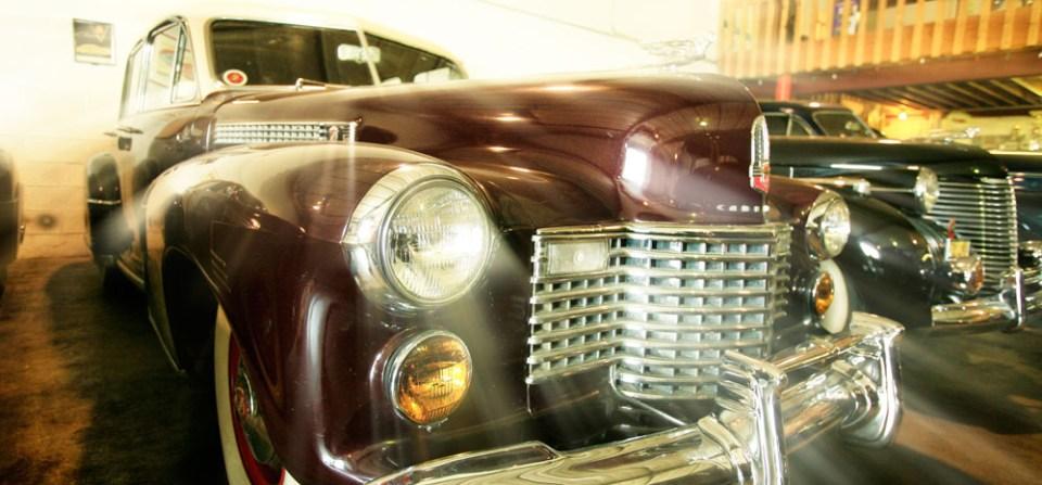Capturing Cadillac Dreams